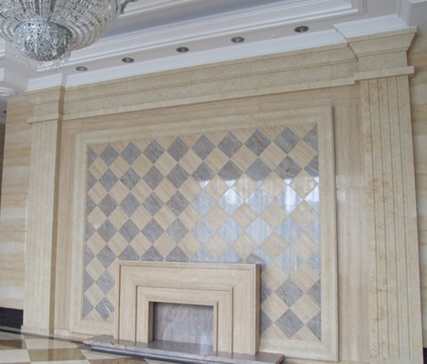 Marble Decorative Molding and Column