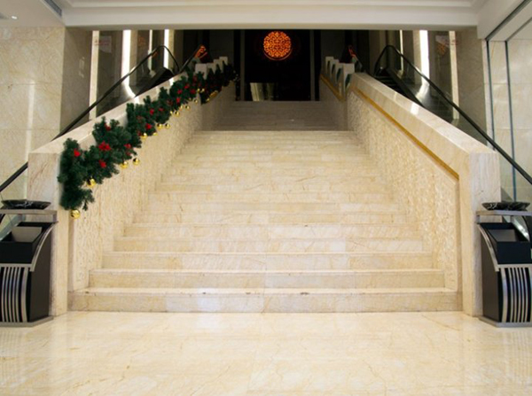 Hotel Entrance Marble Stone Tiles