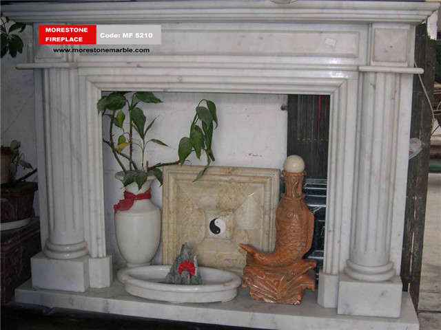 Marble Fireplace Mantel Code MF5210