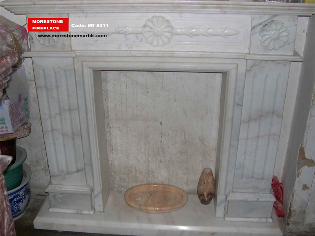 Marble Fireplace Mantel Code MF5211
