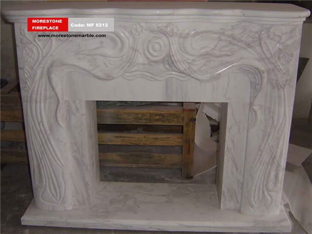 Marble Fireplace Mantel Code MF5212