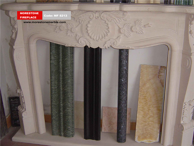 Marble Fireplace Mantel Code MF5213