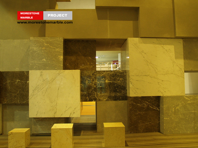 Marble Interior Decor Element